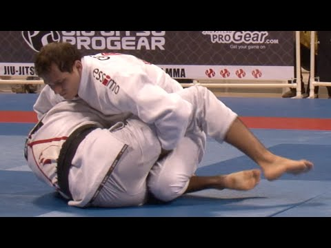 Roger Gracie VS Bernardo Faria / World Championship 2009