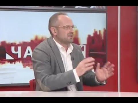 5 канал: LIVE: Роман Безсмертний - інтерв'ю | Час. Підсумки дня | 16.10.2017