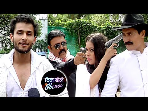 Bhavya Truth Revealed Front Of Rudra In Dil Boley Oberoi