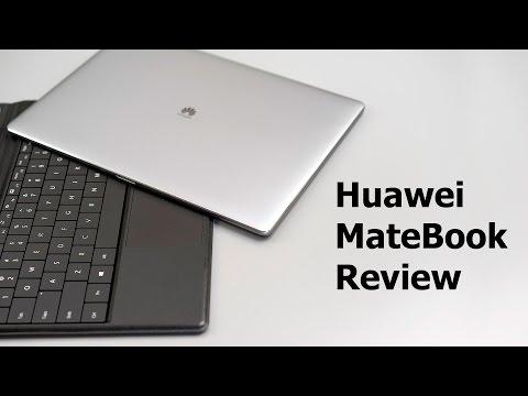 Huawei MateBook Review