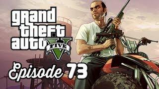 Grand Theft Auto 5 Walkthrough Part 73 - Hangover (GTAV Gameplay Commentary )