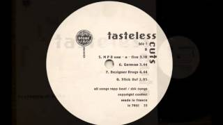 "Keith LeBlanc, ""Tasteless Cuts feat  DJ Spike"" (1989)"