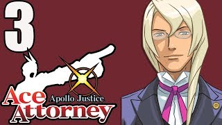 Ace Attorney: Apollo Justice (Blind) 3 - The Heart of the Cards