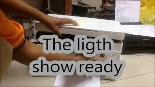 fix printer hp laserjet m26a error E8 cannot print scan copy