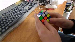 Rubik's Cube Sub-10 Second Solves - Christmas 2016