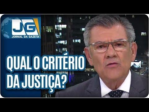 Por que Maluf 8 anos e José Dirceu 31 anos condenado? | Comentário de Rodolpho Gamberini