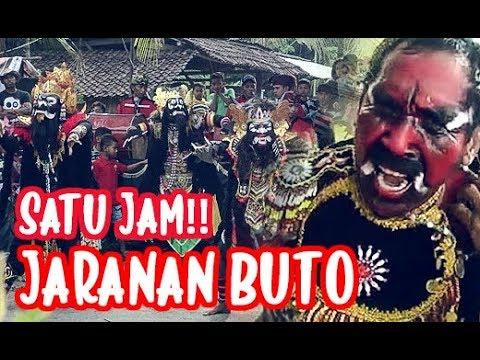 Satu Jam Kesenian jaranan Buto Mangku Joyo Budoyo yang hampir punah!!Sebarkan