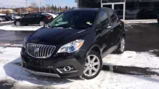 2014 Buick Encore Leather Review | 140280