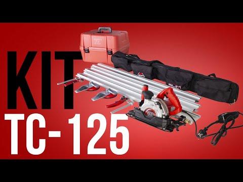 Nuevo KIT TC-125 RUBI