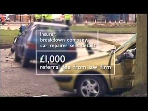 Car insurers selling your details
