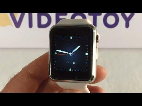 a57afc1037682 Smart Watch A1 - Умные часы smartwatch А1 - обзор. Аналог GT08, W8 ...