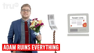 Adam Ruins Everything - Why Floral Networks Are Terrible for Local Florists