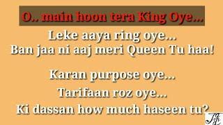Hawa hawa full karaoke song with lyrics (Mubarakan)