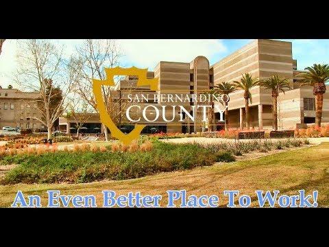 County of San Bernardino Seeks New HR Director