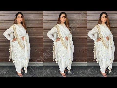 New Panjabi Dresses Designs|Designer Panjabi Suit Salwar Kameez|Designer Patiala Dresses Designs