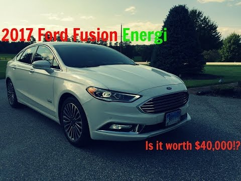 2017 Ford Fusion Titanium Energi | Is it worth $40,000!?!?
