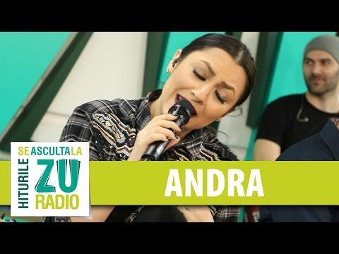 Andra - Jos palaria pentru femei (Diana Selagea) (Live la Radio ZU)