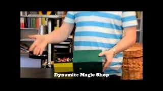 Drawer Box Wood Medium Magic Trick At Dynamite Magic Shop