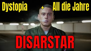 2 Tracks von DISARSTAR I Dystopia + All die Jahre I REACTION/ONE.TAKE.ANALYSE