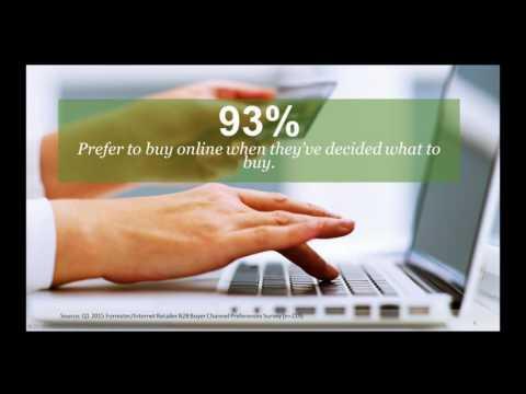 The Future of B2B Commerce Webinar