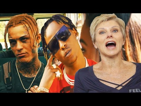 Mom REACTS to Lil Skies  Creeping ft Rich The Kid Dir  @ColeBennett