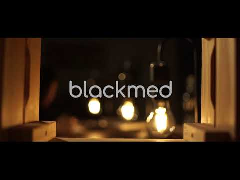 BLACKMED Levitating Lamp