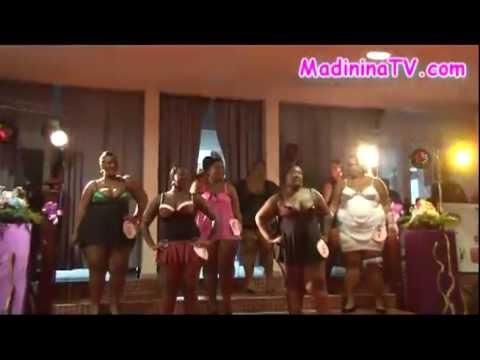 Miss ronde Martinique 2012 - MadininaTV.com