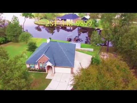 Lake Houston Water Front Property Crosby Tx - For Sale By Owner