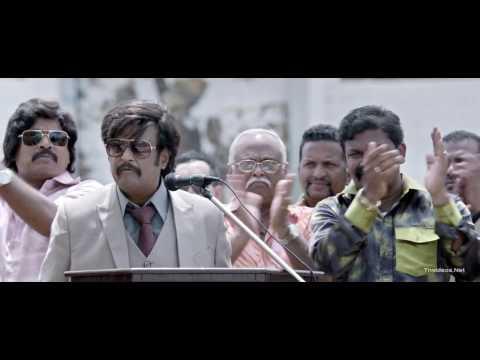 [HD] Veera Thurandhara | Kabali | 2016 | Rajinikanth | Radhika Apte | Pah | Santosh Narayanan