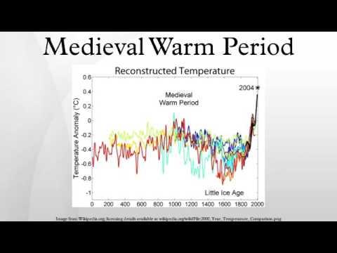 Medieval Warm Period