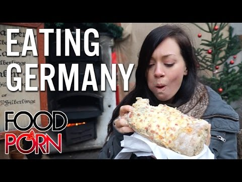GERMAN FOOD PORN: Christmas Markets