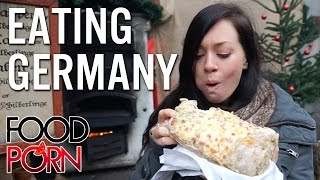 GERMAN FOOD PORN: Christmas Markets