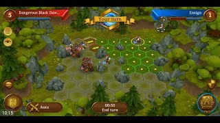 Lordmancer II MMORPG 3D (by Active Games, LLC) - rpg game for android - gameplay.