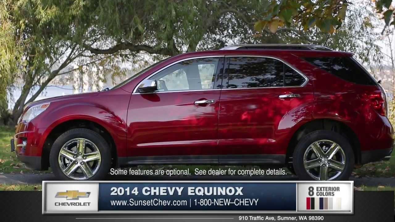 Equinox 2014 chevrolet equinox reviews : 2014 Chevy Equinox Walkaround - What's Next Media - YouTube
