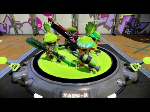 Splatoon Ranked: Splat Zones - 2