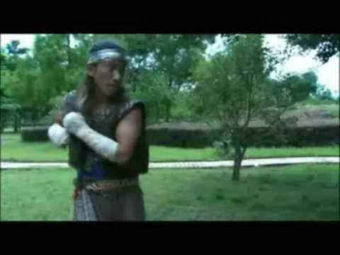 Клип Бой Брюса с бойцом муай тай - Видео онлайн