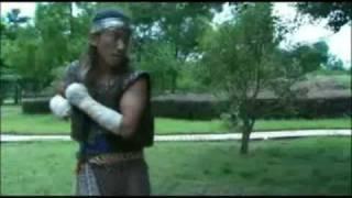 Клип Бой Брюса с бойцом муай тай