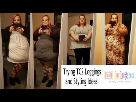 LuLaRoe TC2 Leggings | Patty Candy Dresses | Styling My LuLaRoe