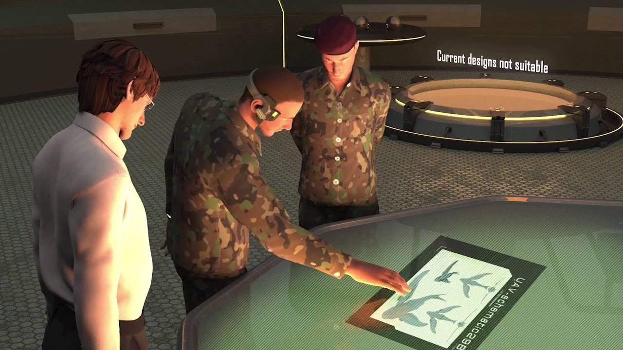 The future of technology in warfare: From drone swarms to VR