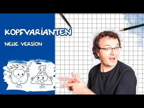 Comics zeichnen mit Tobi Wagner – KOPFVARIANTEN (neue Version)