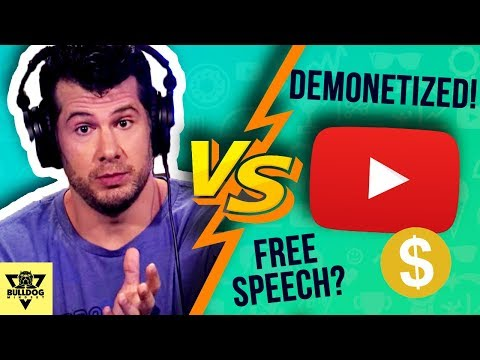 Vox Adpocalypse CHAOS, Steven Crowder, YouTube And FREE SPEECH