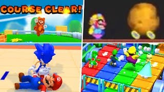 Evolution of Super Mario 3DS Games (2011 - 2019)