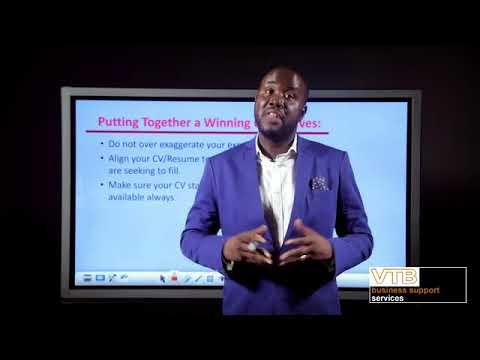 Download How to Write a Successful Curriculum Vitae CV