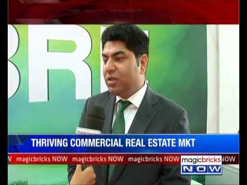 Commercial to drive Indian realty market: CBRE - The Property News