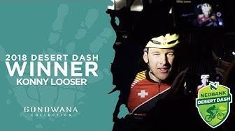 The 2018 Nedbank Desert Dash WInner - Konny Looser