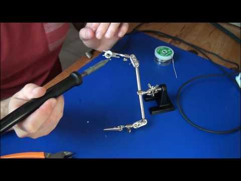 RM7  - Ressouder le câble de votre MagSafe (chargeur MacBook)