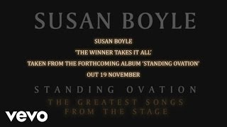 Susan Boyle - The Winner Takes It All (Audio)