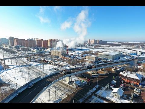 Открыто движение по Щербинскому путепроводу