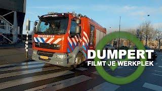 Dumpert Filmt Je Werkplek S02E08: Brandweer