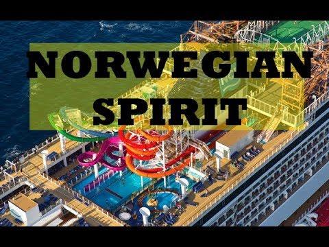 Norwegian Spirit tour - Pros & Cons